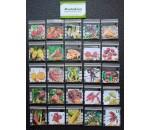 Kit 25 variedades de Pimentas